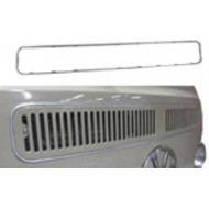 Chrome sur grille de face avant de Combi Bay Window T2A
