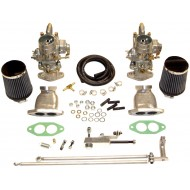 Kit carburateurs Scat complet 40mm