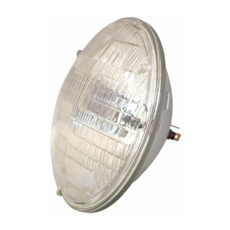 """Ampoule """"Sealed Beam"""" 12 volts à 3 broches"""
