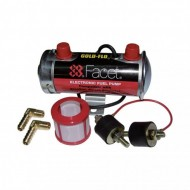 Kit pompe à essence électrique Facet red top 152 L / h