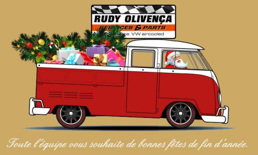 Vœux Rudy Olivenca Services & Parts